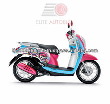 Hot Selling Fashionable Cheap Gas Motor Scooter