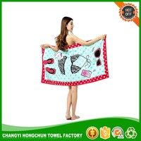China Supplier Wholesale Microfiber Large Sexy Beach Towels