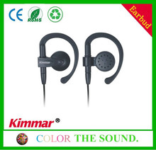 Promotional sports headphones for music event