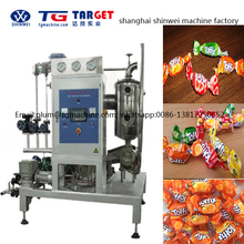 CE T600A Advanced Jam center filling soft Candy Producing Line (for making toffix candy)