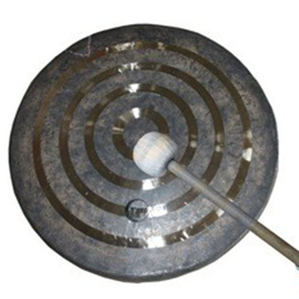 "36"" chau gong with mallet from gong manufacture"