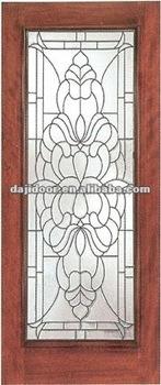 Full lite design wood doors glass inserts dj s5202m 15 for 15 lite door insert