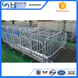 pig breeding equipment/sow cage/gestation crate for sows