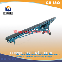 Electric motor conveyor belt