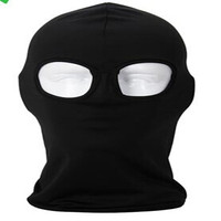 Hot Sale Knit Acrylic Balaclava design black ski mask hat