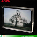 Hot sell Acrylic Photo Frame, Clear Acrylic Picture Frame, Acrylic Photo Block manufacturer