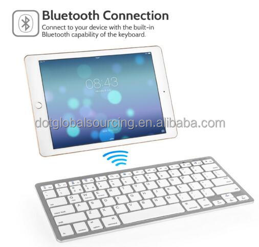 Cheapest Bluetooth Wireless Mini Keyboard For Apple iPhone 1 2 3 4 iPad Laptop PC Tablets