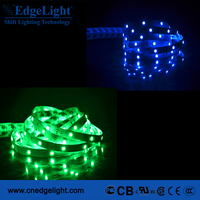 Factory price 5050 RGB flexible led strip For Light Box