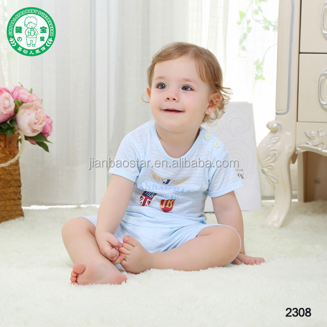 High quality summer children wear wholesale used baby clothes