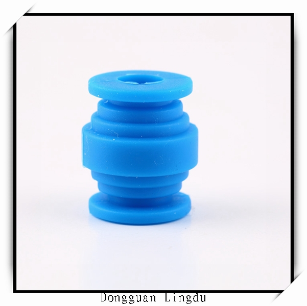 high bouncing silicone damper ball for camera