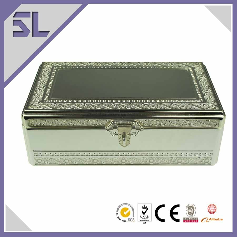 Led Light Cheap Unique Jewelry Boxes South Africa Wholesale Leather Jewelry Pouches