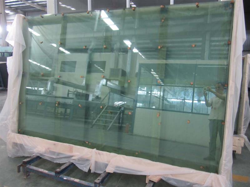 state-of-art toughened glass manufacturing process