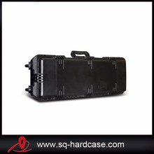 IP67 Hard plastic Large military gun case
