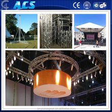 ACS lighting box truss/aluminium staging truss/aluminum frame structure with high quality