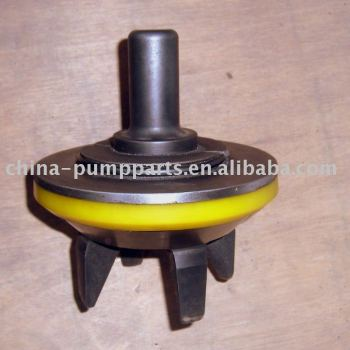 The mud pump valve assy