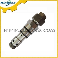 original price high quality relief valve assy applicable to Caterpillar/CAT CAT304D excavator, hydraulic safety valve