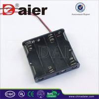 Daier parallel battery holder