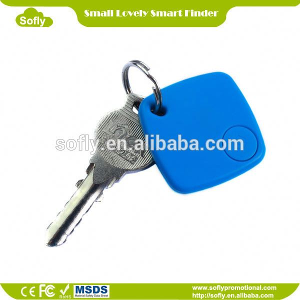 Hotest Selling Bluetooth 4.0 Remote Control Swalle Key Finder,anti-lost alarm key finder