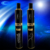 Electronic cigarette 1.0ohm 3.0ml 1100MAH VIC kit from BTX brand