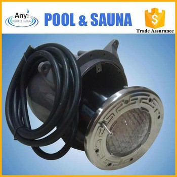Swimming pool ip68 led pool light 5w 12v