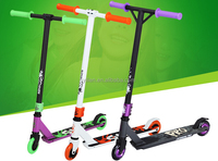 high quality 2 wheel trick scooter for sale.pro stunt scooter for children