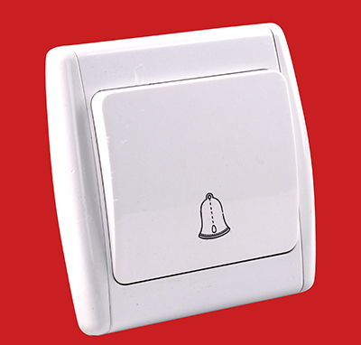 door bell wall switches/flush wall switch