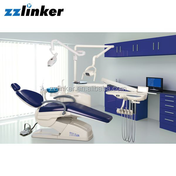 Top Mounted CE and FDA Approved TJ2688 E5 Dental Unit