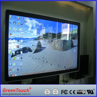 55 inch open frame touch monitor /open frame 55 inch touch screen monitor