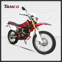 Tamco T250PY-18T new 250cc full size dirt bike automatic dirt bikes motorcycle