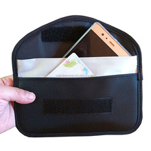 RFID Anti-Radiation Cell Phone Signal Blocker Case Bag Pouch