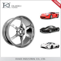Oem forged high quality hot selling alloy wheel mercedes amg