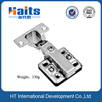 Korean type hydraulic soft close partially open cabinet hinge