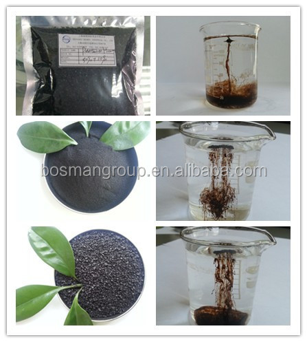 Bio super agriculture application humic fulvic acid fertilizer liquid
