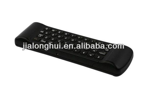 Wireless Air Mouse + Double-sided Keyboard With Built-in Microphone And Speaker MINIX NEO A2