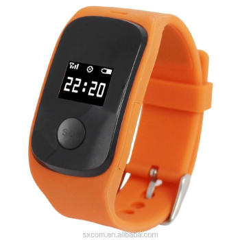 Baby/Kids Smart Watch SOS Key GPS and LBS tracker GSM Phone Call smart watch BB65