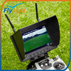 "H1574 Flysight Black Pearl 7"" Monitor 5.8Ghz Dual receiver 5.8Ghz 4 Bands 32Channels FPV Monitor for Big RC Helicopter"