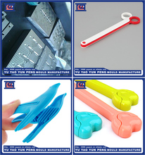 Factory directly sale plastic Injection mold plastic sealing clip for food bag