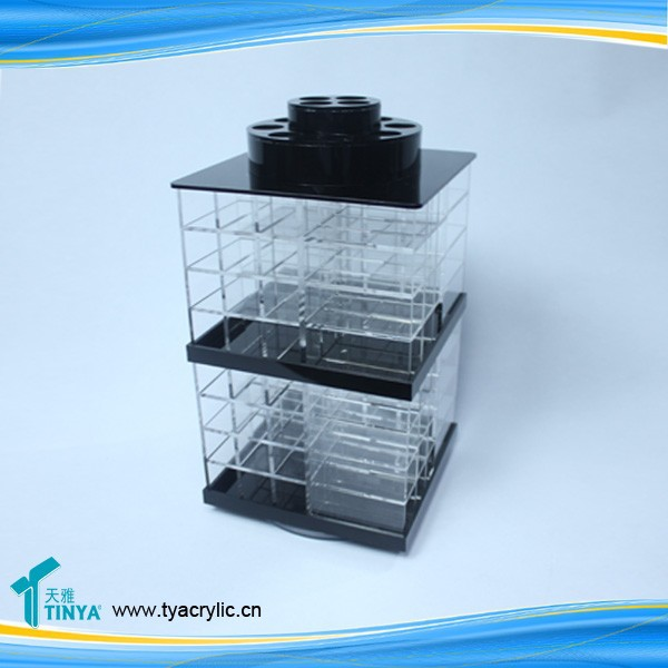 Factory Direct Price Beauty Organizers Plastic Container Manufacturer