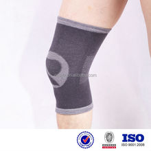 Bamboo charcoal knee wrap for volleyball basketball Far Infrared cotton breathable negative ion elastic knee support brace
