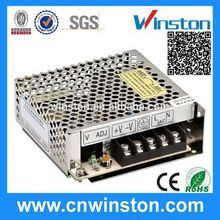 CE Standard 25W Single output power supply 2A 12V mini size power supplier 12VDC