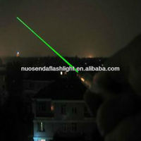 High quality led laser pointer 50mW 532nm Green Laser Pen (2xAAA)