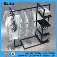 display racks t-shirt/t-shirt display rack/t-shirt display stand