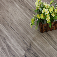 Wood Look Interlocking Vinyl Floor Tiles