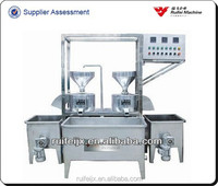 bean curd, tofu making machine
