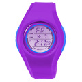 New colorful Multi-function Kid Digital Watch silicone wrist strap