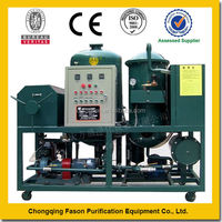 ZTS Well know and bes choose waste engine oil recovering machine