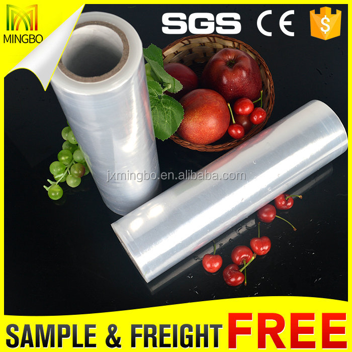 Custom Printing Heavy Duty Fruits and Vegetables Cling Plastic Wrap