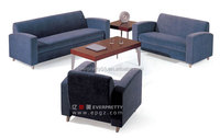 Office Furniture Fabric Sofa Waiting Room Sofas for sale