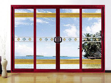 5 years warranty top hung sliding door gear factory