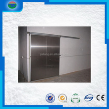 Practical special blast freezer room sliding door